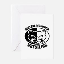 Central Mountain Wrestling 6 Greeting Cards (Pk of
