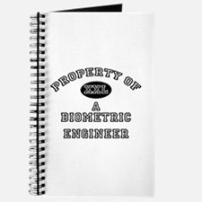 Property of a Biometric Engineer Journal