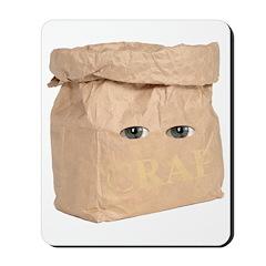 When you feel like a bag of crap Mousepad