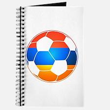Armenian Soccer Ball Journal