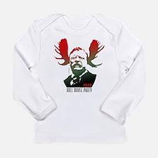 Cool Teddy roosevelt Long Sleeve Infant T-Shirt