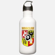 Wroclaw Coat of Arms Water Bottle