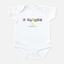 LaPerm Kitty Infant Bodysuit