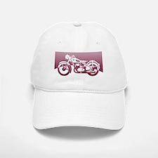Smooth Motorcycle Baseball Baseball Cap