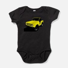 Unique Ford bronco Baby Bodysuit