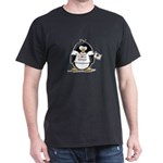 Illinois Penguin Dark T-Shirt