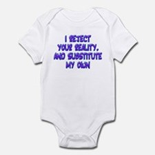 """Reality"" Infant Bodysuit"