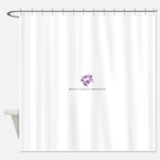 Funny Cancer nurse Shower Curtain