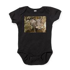 Cute Warthog Baby Bodysuit
