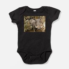 Unique Wild pigs Baby Bodysuit