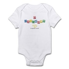 Burmilla Kitty Infant Bodysuit