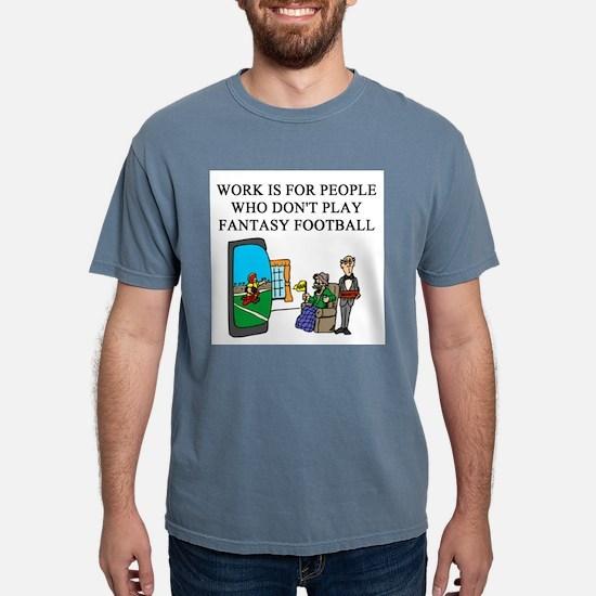 fantasy football fun gifts T-Shirt