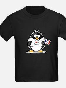Iowa Penguin T