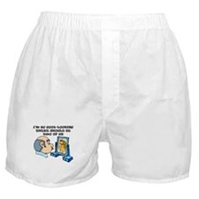 Two of Me Boxer Shorts