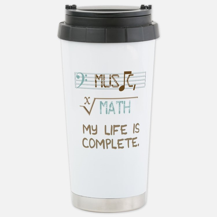 Cute Nerdy Travel Mug