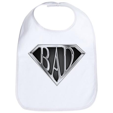 SuperBad(metal) Bib