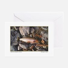 Montana Cutthroat Greeting Cards