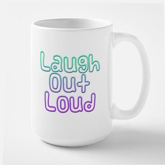 Laugh Out Loud Mugs