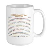 30th birthday Large Mugs (15 oz)