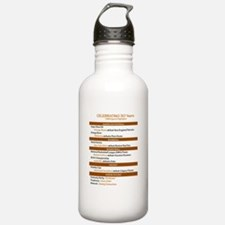 1986 Sports Highlights Water Bottle