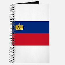 Liechtenstein Flag Journal