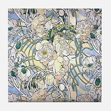 Roses Tile Coaster