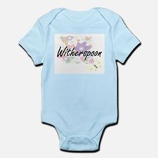 Witherspoon surname artistic design with Body Suit