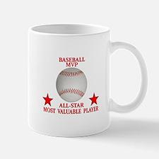 BASEBALL MVP ALLSTAR Mugs