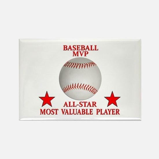BASEBALL MVP ALLSTAR Magnets