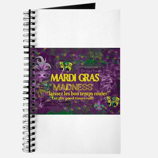 Mardi Gras Madness Bourbon French Quarter Journal