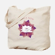 Cute Peace now Tote Bag