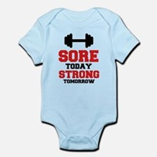 Sore Today Strong Tomorrow Body Suit