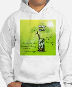 Painted Mint Julep Jumper Hoody