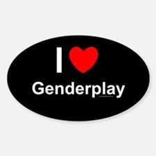 Genderplay Decal
