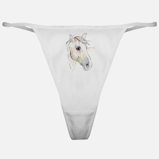 White Horse Eyes Classic Thong