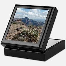 Unique Flatirons Keepsake Box