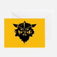 Viking Gold Greeting Card