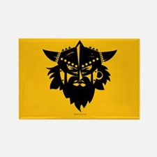 Viking Gold Rectangle Magnet