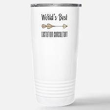 World's Best Lactation Travel Mug