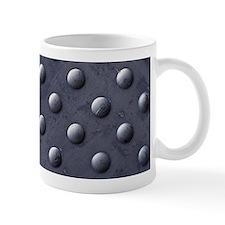 Metal Bumps Mug