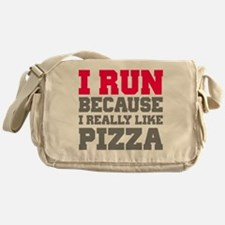 Funny Funny gym Messenger Bag