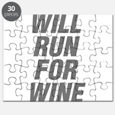Cool Women running Puzzle