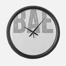 BAE Large Wall Clock