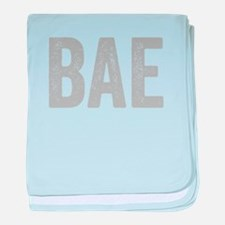 BAE baby blanket
