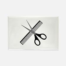 scissors & comb Magnets