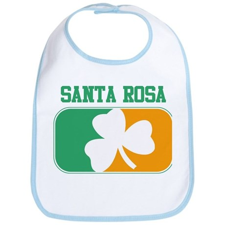 SANTA ROSA irish Bib