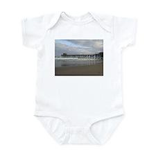 Pier Beach View Infant Bodysuit