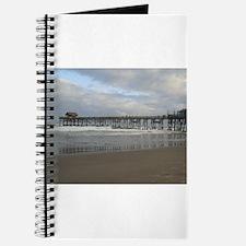 Pier Beach View Journal