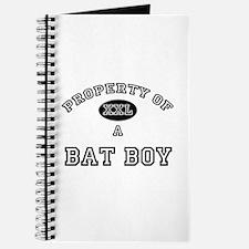 Property of a Bat Boy Journal