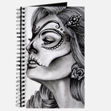 Dia De Los Muertos Drawing Journal